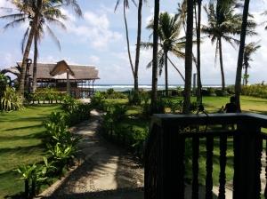 Vistas desde el resort