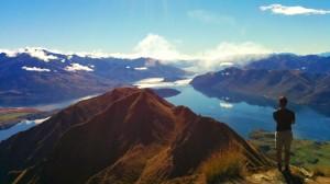 Imagen de portada: Más fotos desde el Mount Roy