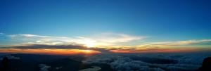 Foto de portada: Panorámica del amanecer
