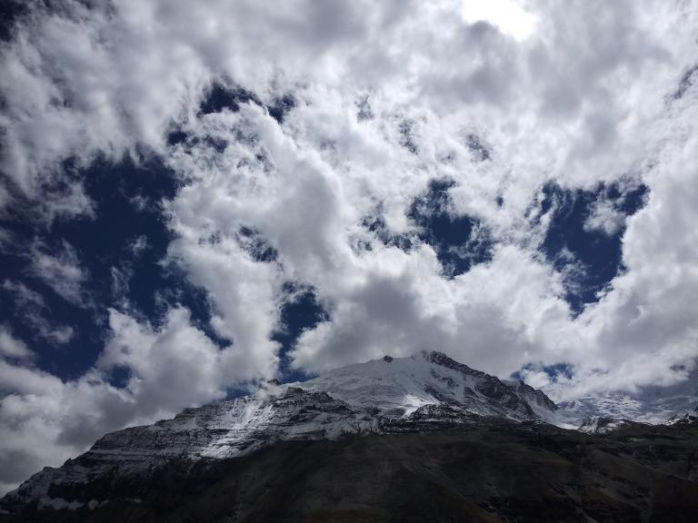Regresan las nubes